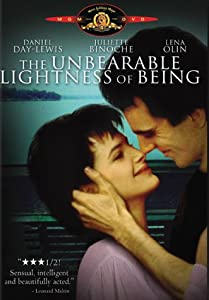 The Unbearable Lightness of Being (Widescreen)
