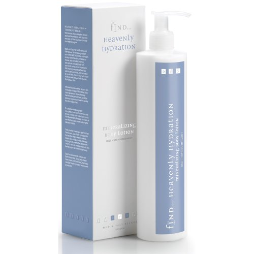 Spa Find Heavenly Hydration - Mineralizing Body Lotion 400ml