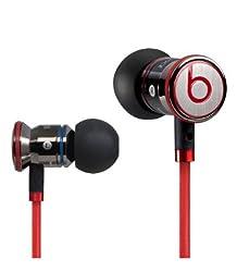 Monster iBeats Headphone with Control Talk (Black/Aluminium)