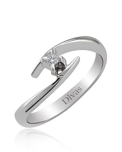Divas Diamond Anello 0.04 ct Diamond Solitaire