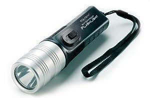 Aquapix wasserdichte LED-Taschenlampe bis 45m Tauchtiefe