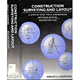 img - for Construction Surveying and Layout: A Step-By-Step Field Engineering Methods Manual book / textbook / text book