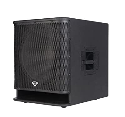 Cerwin Vega P1800SX Active Subwoofer - 18 inches, 2000 Watts from Cerwin Vega
