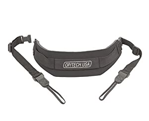 OP/TECH 1501372 Pro Loop Strap for Camera Equipment (Black)