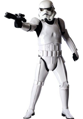 Star Wars Collector Supreme Edition Stormtrooper Costume