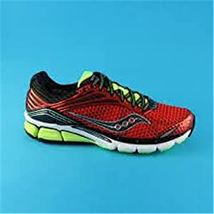 Saucony Triumph 11 red/black/yellow m 41