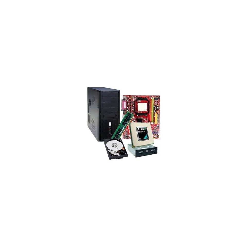 MSI K9N6PGM2 V Apex Barebone Kit