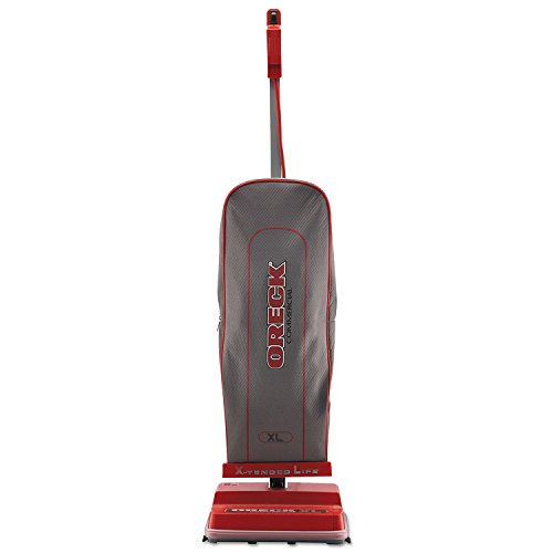 Oreck Commercial U2000RB-1 Commercial 8 Pound Upright Vacuum with Helping Hand Handle and EnduroLife V-Belt, 40' Power Cord (Oreck Commercial Vacuum compare prices)