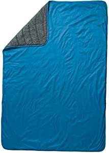 Therm-a-Rest Tech Blanket (Blue,Large)