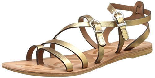 kickers-newsweek-sandales-femme-or-40-eu