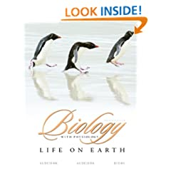 Biology: Life on Earth with Physiology (8th Edition)