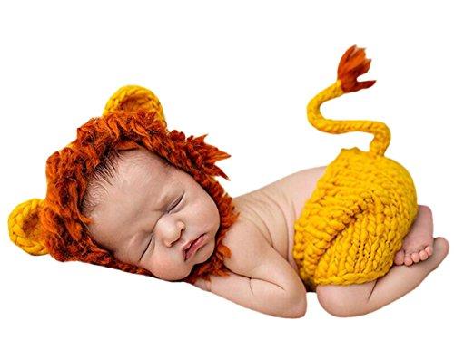 Happy cherry – Disfraz Trajes Apoyo de Fotografía Ropa de Fotos Para Bebés  Niños Niñas de Punto de Ganchillo Pantalones Cortos Gorra Formado de  Animales ... d0076e25bcf