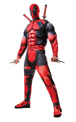 Men's Marvel Deadpool Costume