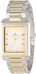 Bulova Men's 98E111 Diamond Case Watch