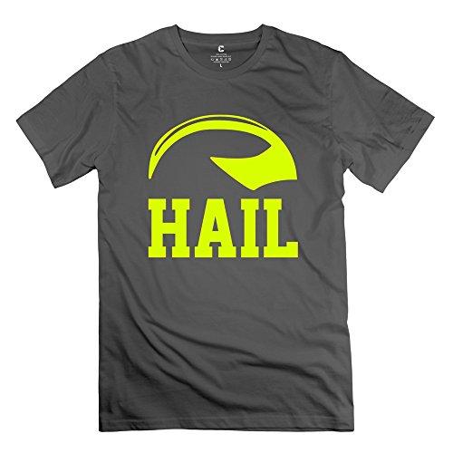 Men Hail Mi Tshirts - Hot Custom Deepheather T Shirt