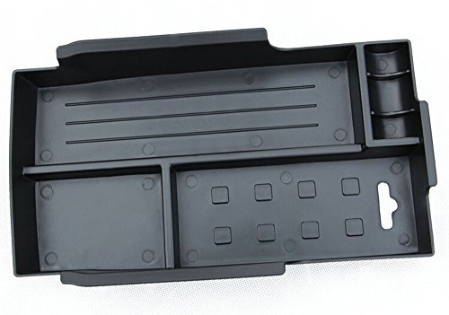 Salusy Armrest Secondary Box Console Storage Tray For Toyota Camry 2012 2013 2014 2015 2016 (Camry Console compare prices)