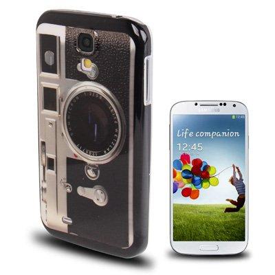 Xaiox Old Fashioned Camera Case For Samsung Galaxy S4 I9500 I9502 I9505