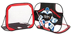 Mylec All Purpose Pop Up Goal (54 x 44-Inch) by Mylec