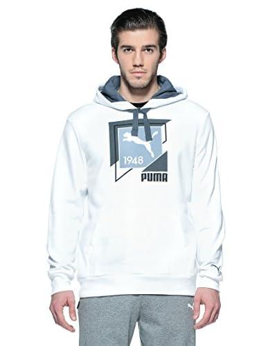 PumaFelpa Fun S Casual Hooded [Bianco]