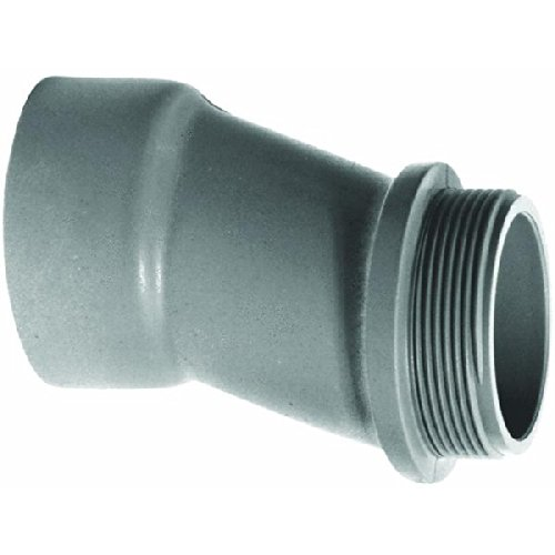 Cantex Industries 2' Pvc Meter Offset 5133185U Pvc Conduit Fittings Schedule 40 And 80