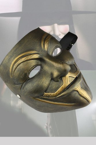V for Vendetta Mask Cosplay Props Special Edition