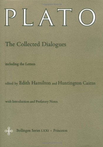 The Collected Dialogues of Plato: Including the Letters...