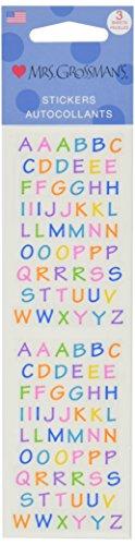 Mrs. Grossman's Stickers-Alphabitsy
