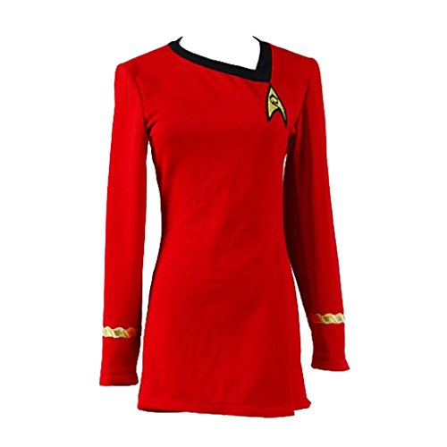 Costhat The Female Duty Uniform Red Dress Costume (Uniform Advantage Jacket compare prices)