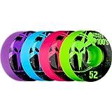 Bones Wheels 100's Assorted Colored Wheels by Bones Wheels