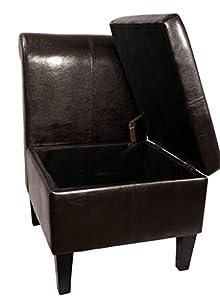 Paris Sofia Storage Chair by Paris