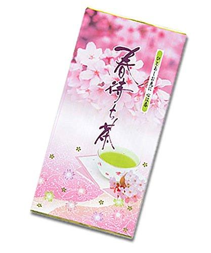 レッツお茶の店 春待ち茶(抹茶入り煎茶100g) 静岡茶
