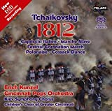 Tchaikovsky: 1812 Overture & Other Orchestral Works [Hybrid SACD]