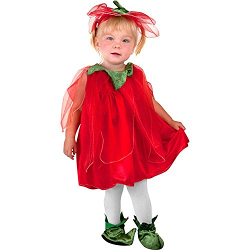 Child's Toddler Strawberry Fairy Costume (24M)