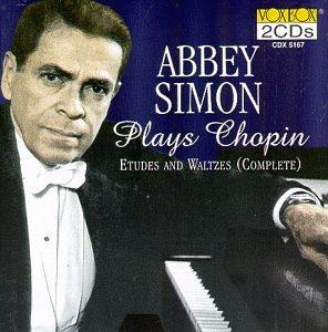 Abbey Simon plays Chopin