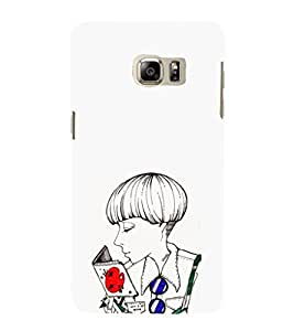 Ebby Premium Printed Mobile Back Case Cover With Full protection For Samsung Note 5 Edge (Designer Case)
