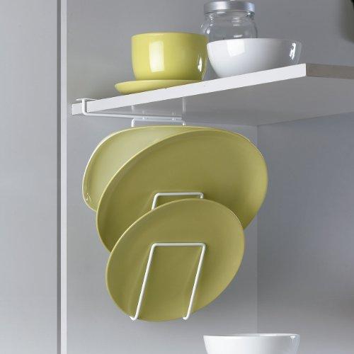 Rayen 6073 organizador de armarios de cocina 39 x 20 5 x 10 cm - Organizador armarios cocina ...
