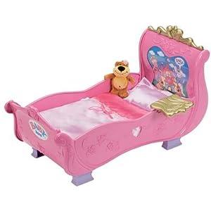 zapf 116760 baby born magisches bett spielzeug. Black Bedroom Furniture Sets. Home Design Ideas