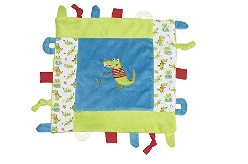 Maison Chic Multifunction Blankie, Alex The Alligator