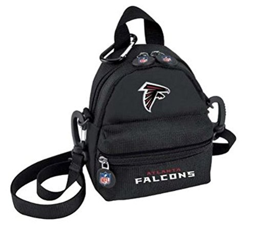 Atlanta Falcons Mini-Me Backpack - NFL Licensed Backpack - 1