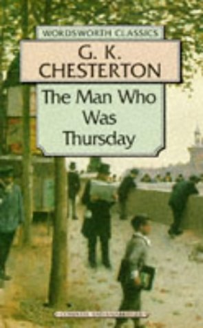 Man Who Was Thursday (Wordsworth Collection)