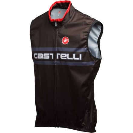 Buy Low Price Castelli Agnel Wind Vest – Men's (B0062Y14JY)