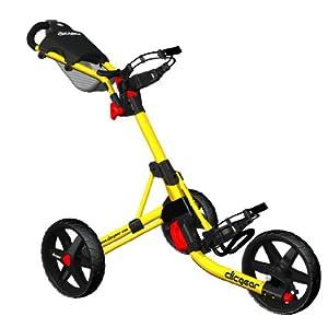 Clicgear Cart Model 3.0-Yellow