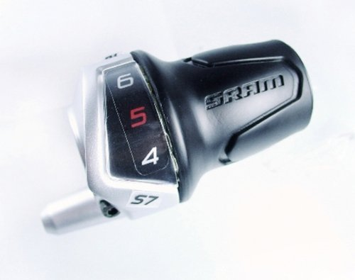 SRAM Spectro S7 Twist Shifter with 1700mm Cable and Clickbox