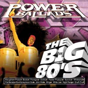 Vh1: Big 80's Power Ballads