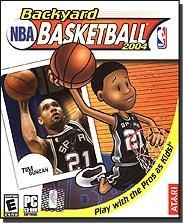 ATARI Backyard Basketball 2004 (Windows)ATARI Backyard Basketball 2004  (Windows)