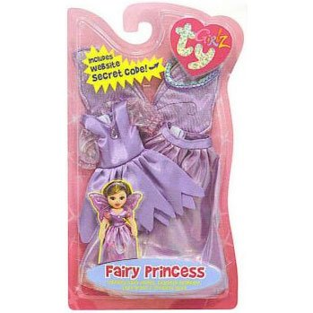 TY Girlz Outfit - FAIRY PRINCESS - 1