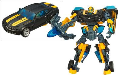 Transformers Movie Deluxe Allspark Power Stealth Bumblebee (Yellow Camaro Bumblebee compare prices)