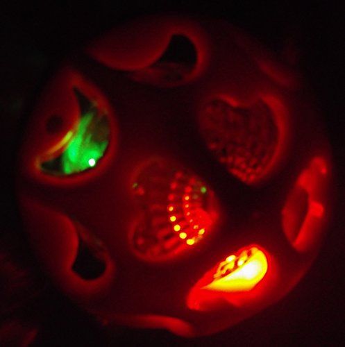 Light Up Baby's Activity Ball - 1