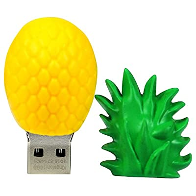 Pen Drive Pineapple Shape 16 GB USB 2.0 Pen Drive ZT14058