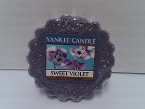 1130016 Sweet Violet Yankee Candle Tart